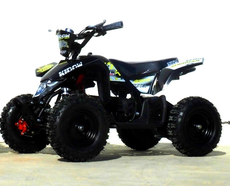 הוראות חדשות טרקטורון חשמלי דגם 480X | wheeltech BN-38