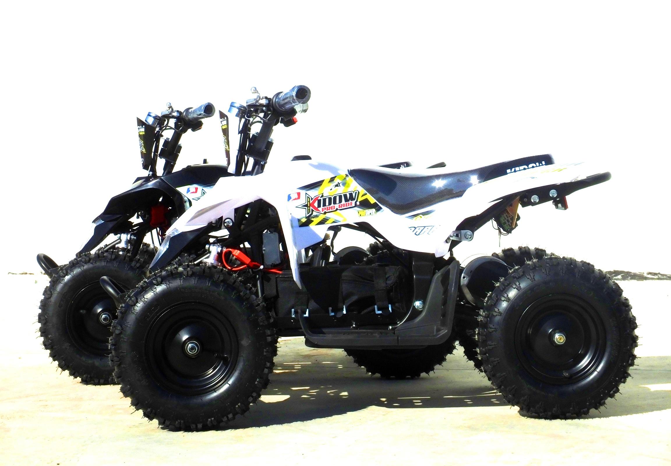 האחרון טרקטורון חשמלי דגם 480X | wheeltech ER-92