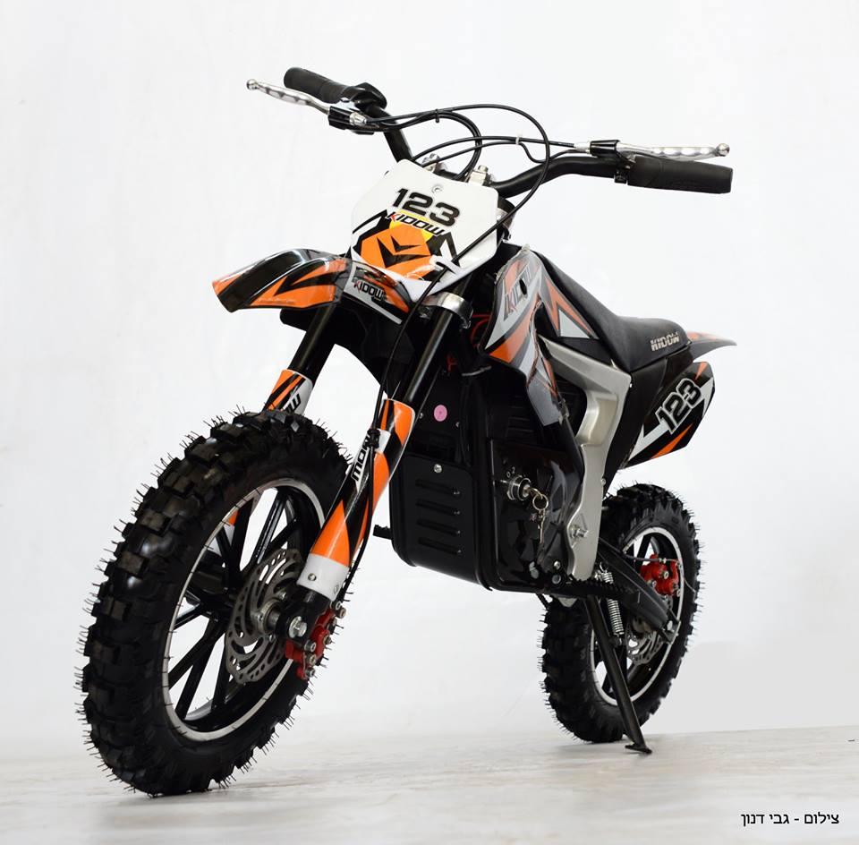 אופנוע שטח חשמלי לילדים