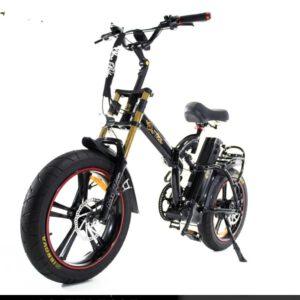 אופניים חשמליים דגם ONE BIKE פאט