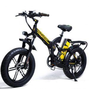 אופניים חשמליים green bike דגם BIG DOG OFF ROAD