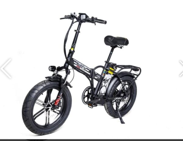 אופניים חשמליים green bike דגם BIG DOG EXTREME